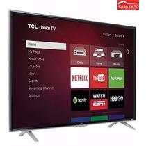 Tv Led 55 Tcl Smart Tv L55d2930, Wifi, Hdmi, Usb,