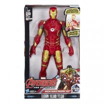 Boneco Articulável Avengers Vingadores Homem De Ferro 30cm
