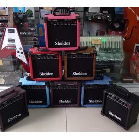 Amplificador Cubo Para Guitarra Gt1200 15w Super Barato