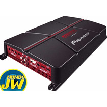 Potencia Pioneer Gm-a6704 Punteable 2/3/4 Canales 1000w Real