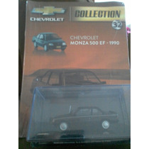 Chevrolet Collection Ed 32 - Monza 500 Ef - 1990