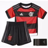 Kit adidas Flamengo Infantil C/ Nf Master5001
