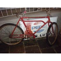 Bicicleta Antiga Aro 28 Odomo Pintura Original Plaqueta Jóia