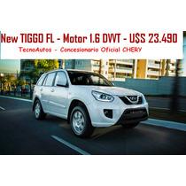 New Tiggo Fl 1.6l Dvvt - Extra Full -nuevo Precio U$s 23.490