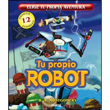 Tu Propio Robot - Elige Tu Propia Aventura - 12 Finales