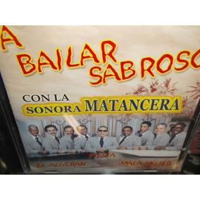 Sonora Matancera A Bailar Sabroso Cd