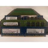 Memoria Ram Ddr2 2gb 800 O 667 Para Pc - 12 Meses De Gtia