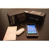Iphone 3gs 32gb Negro En Caja Para Cualquier Compañía