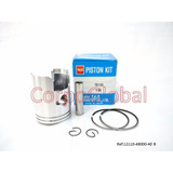 Kit De Piston Suzuki Ts125 W/ring 1.00mm