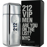 212 Vip By Carolina Herrera 3.4 Oz_ao7
