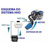Projeto Gerador Hidrogênio Para Carro