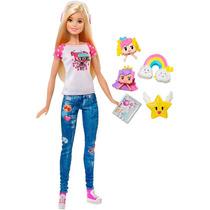 Barbie - Boneca Mundo Real - Video Game Hero - Mattel -dtv96