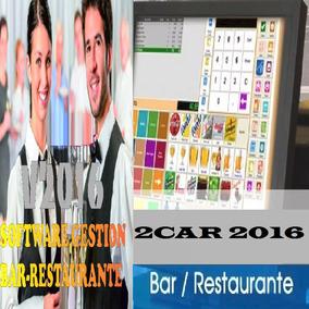 Programa Restaurante Control Bart Pizzeria Sushis Taquerias