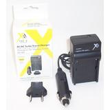 Carregador P Bateria Sony Np F970 F960 Fm50 Qm71 Jvc V607u V