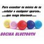Bocina Bluetooth Para Baño, Celular, Tablet, Computadora