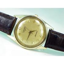 Reloj Longines Oro De 14k, Cuerda Automática