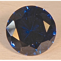 Rsp 2117 Safira Royal Azul Natural Volta 12mm Com 6,65 Ct