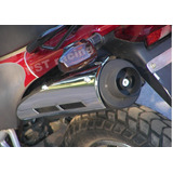 Falso Escape Porta Herramientas Honda Falcon Nx 400