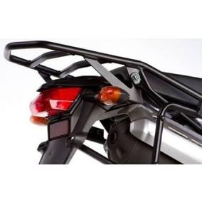 Bagageiro Moto Givi Tenere 250 + Bau Givi 45 Litros