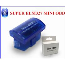 Interface (scanner) Elm327 Obd2 Bluetooth