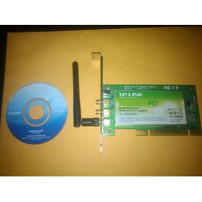 Tarjeta De Red Wifi 3 Antenas (negociable)