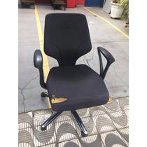 Cadeiras Cadeira Escritório Ergonômica Giroflex 64 Preta