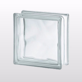 Bloco De Vidro Transparente 19x19