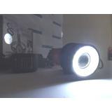 Lanterna Farol Bike 4x1 Angel Eye 2.490,000lumens Exclusiva!