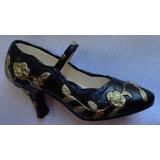 Mini Sapato Em Resina Italiana - Decorativo - A4