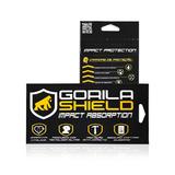 Película Gorila Shield Sony Xperia M, L, Sp, C, E