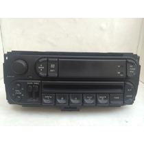 Autoestereo Original Chrylser Dodge Jeep Cd Radio Lo Remato