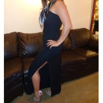 Elegante Vestido Para Graduacion Matrimonio Y 15 Años Bello