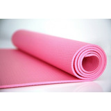 Colchoneta Yoga Mat Pilates Fitness Enrollable + Bolso