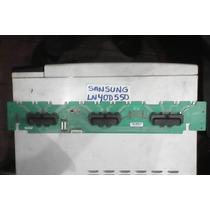 Placa De Tv Lcd Ln32r71 Bax Inverter Samsung