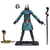 Muñeco Exclusivo Renegades Cobra Commander Gijoe Hasbro