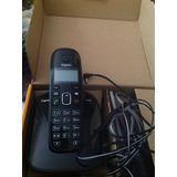 Telefone Sem Fio Com Identificador/chamadas Siemens Gigaset