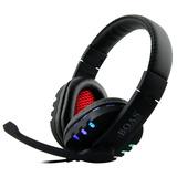 Fone De Ouvido Boas Headset Usb Ps3/4 Xbox E Pc Stereo C Fio