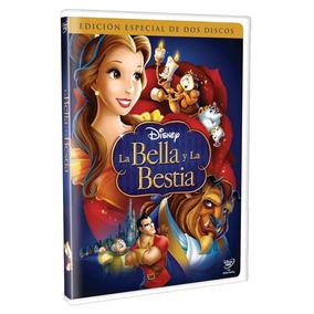 La Bella Y La Bestia,en Dvd Walt Disney