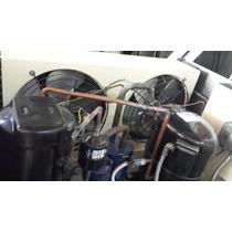 Unidad Condensadora 3hp Copeland Reacondicionada