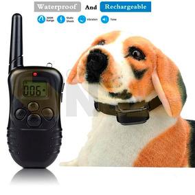 Coleira Eletrônica Antilatidos Adestrar Cães Prova Dágua P51