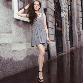 Vestido Casual Moda Europea Ultra Comodo Honey - Julioshop