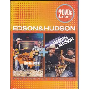 Edson E Hudson - Box Na Moda Do Brasil - Arena (dvd Lacrado)