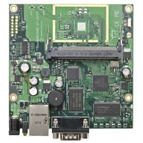 Router Inalambrico Mikrotik Routerboard Rb411ah C/ Fuente