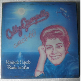 Lp Celly Campello - Anos 60 - Sem Encarte