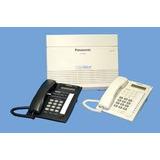 Central Telefonica Panasonic Kxtes824 (3-8),$336.00 Incl Iva