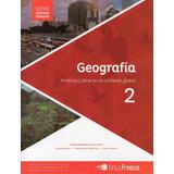 Geografia 2 America Latina Tinta Fresca Nuevas Miradas