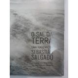 Dvd O Sal Da Terra - Sebastião Salgado Lacrado - Frete 9,00