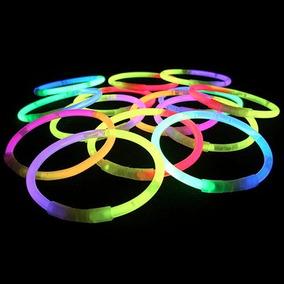 50 Pulseras Cyalume, Neon, Glow, Discoteca