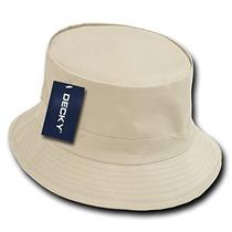 El Sombrero Del Pescador Decky, Piedra, Small / Medium
