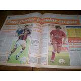 Diario Ole 19/12/1997- Pampa Biaggio - San Lorenzo - Huracan